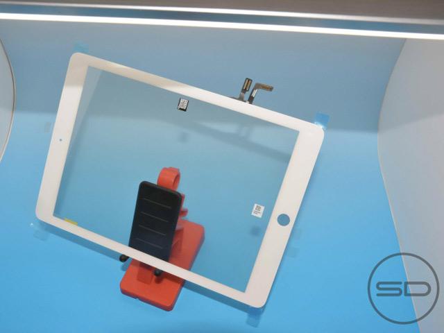 Ecran iPad 5 : une première image