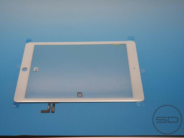 Ecran iPad 5 : une seconde image