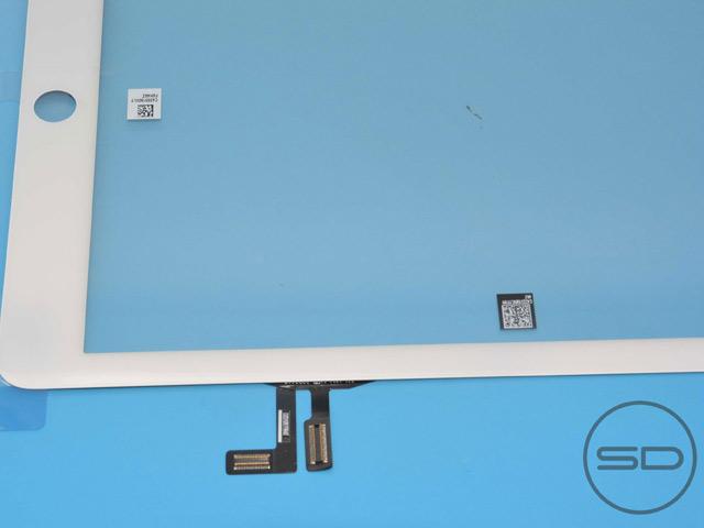 Ecran iPad 5 : une troisième image