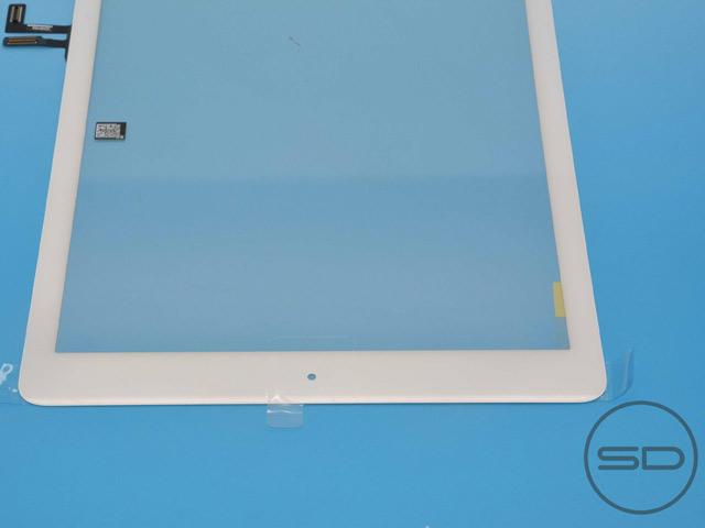 Ecran iPad 5 : une quatrième image