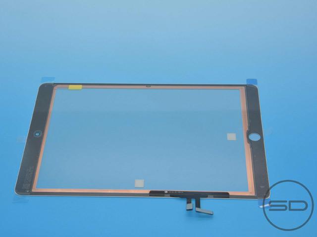 Ecran iPad 5 : une cinquième image