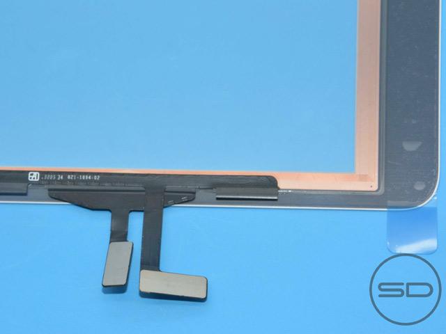 Ecran iPad 5 : une sixième image