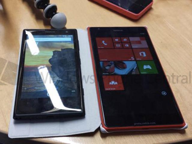 Photo Nokia Lumia 1520
