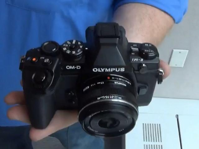 Olympus OM-D E-M1 : une seconde image