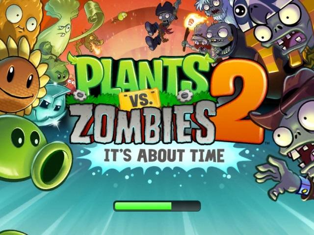 Plants vs Zombies 2 : une première capture