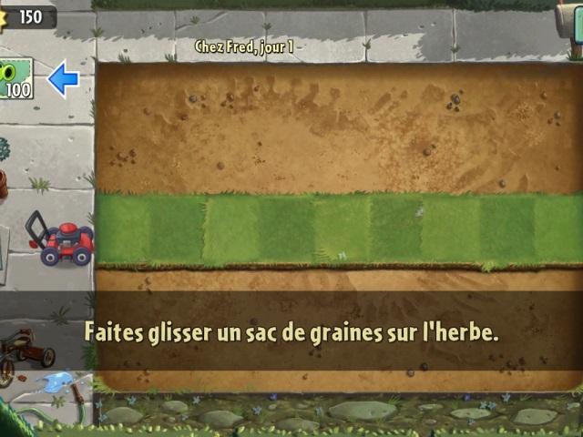 Plants vs Zombies 2 : une seconde capture