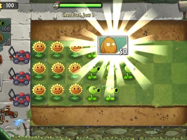 Plants vs Zombies 2 : une quatrième capture