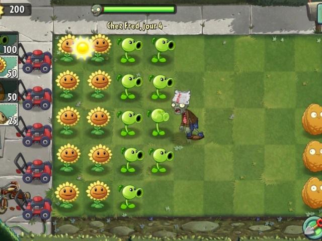 Plants vs Zombies 2 : une cinquième capture