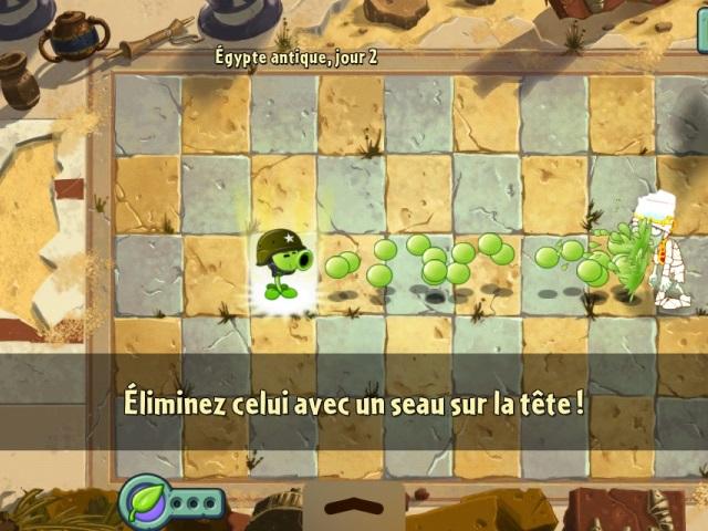 Plants vs Zombies 2 : une septième capture