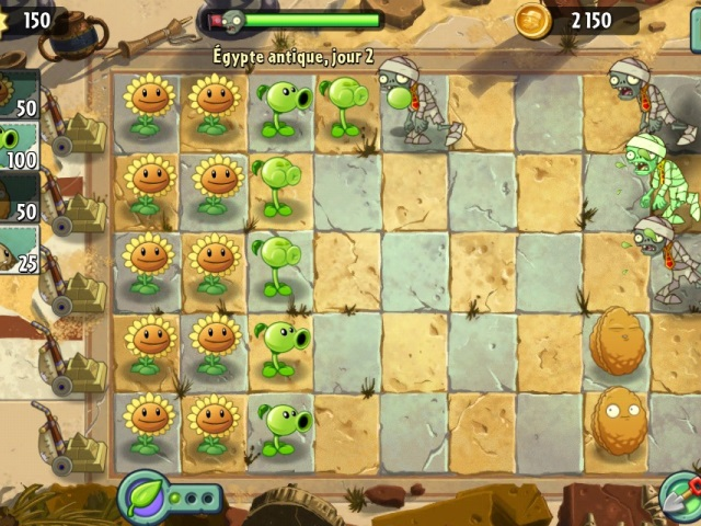 Plants vs Zombies 2 : une huitième capture
