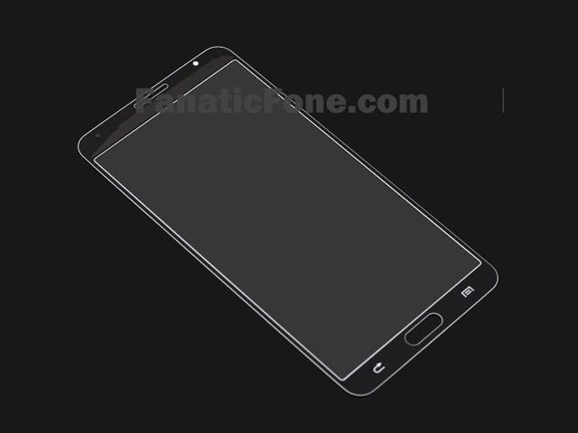 Façade Samsung Galaxy Note 3 : une seconde image