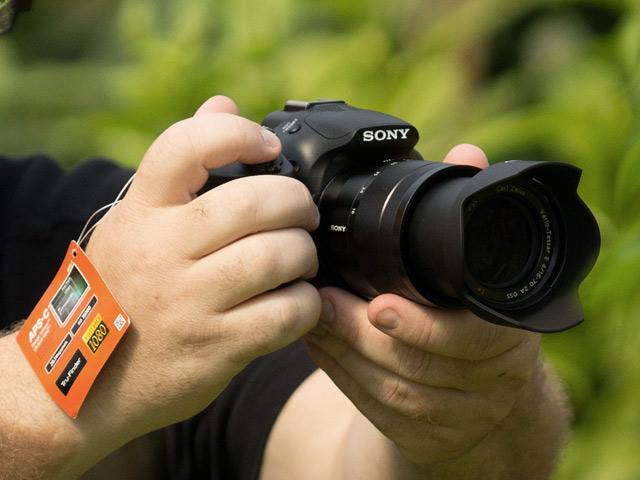 Sony A3000 : une première image