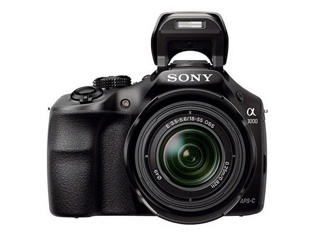 Sony A3000 : une seconde image