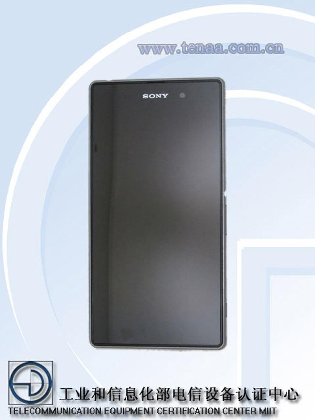 Sony Xperia Z1 : une nouvelle quatrième image