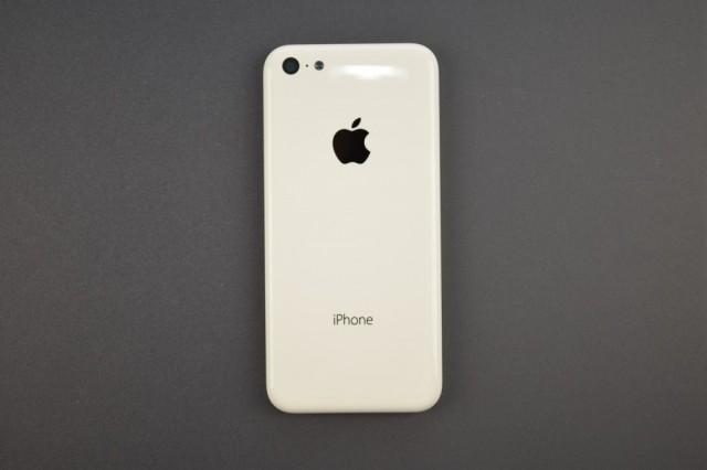 Spécifications iPhone 5C