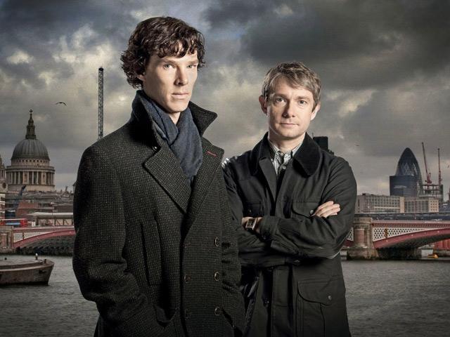 Teaser saison 3 Sherlock