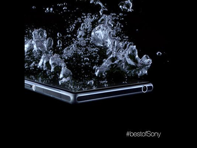 Nouveau teaser Sony Xperia Z1