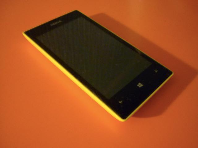 Nokia Lumia 520 : une cinquième image