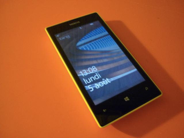 Nokia Lumia 520 : une huitième image