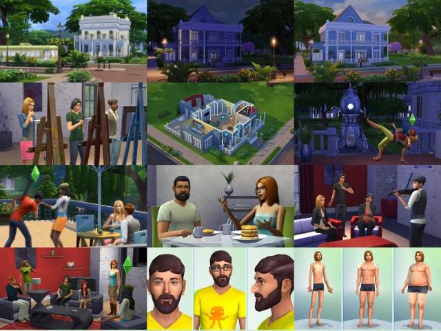 Infos Les Sims 4