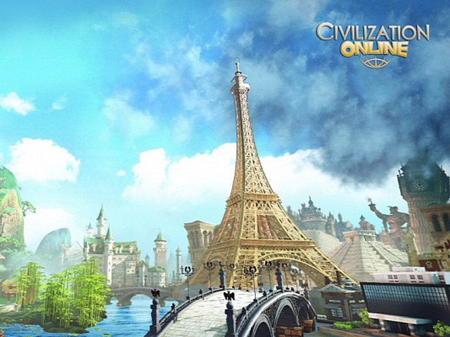 Trailer Civilization Online