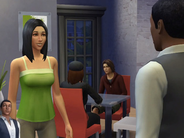 Vidéo Les Sims 4