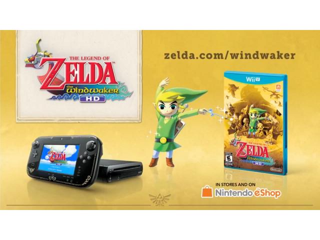Une Wii U Zelda