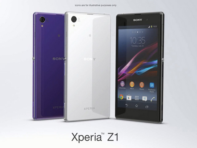 Annonce Sony Xperia Z1