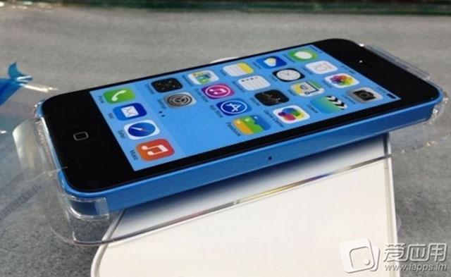 Boite iPhone 5C : une première image