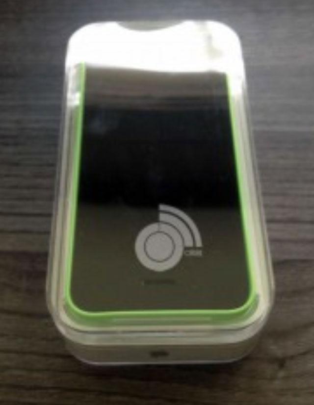 Boite iPhone 5C : une troisième image