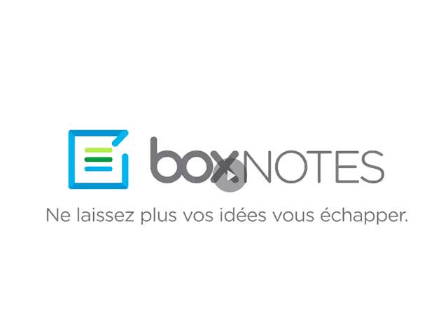 Box Notes