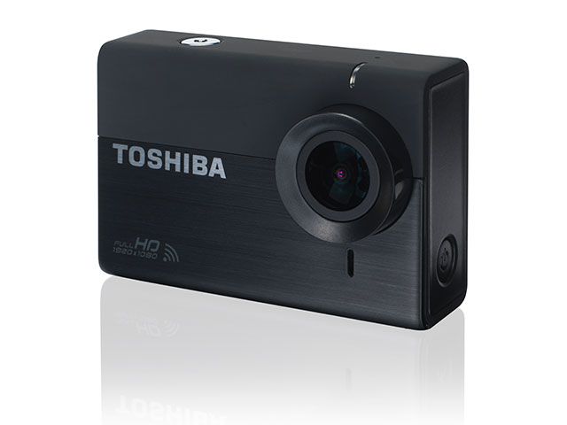 Toshiba Camileo X-Sports : une seconde image