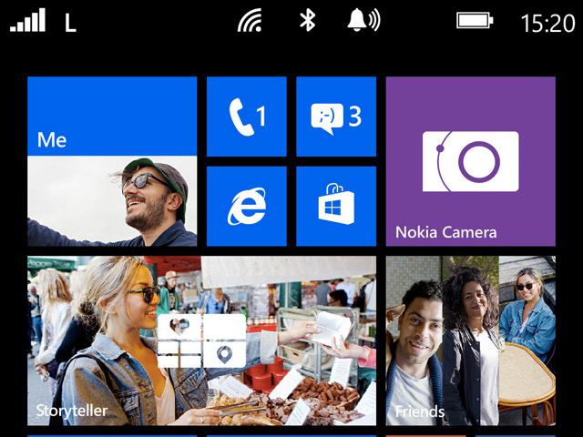 Capture Nokia Lumia 1520
