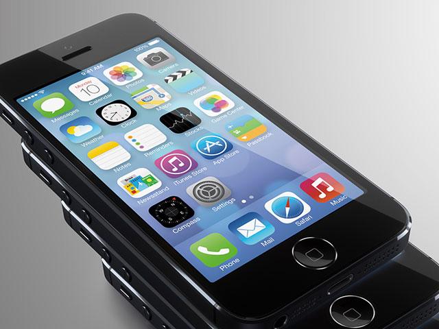 Concept iPhone 5S Martin Hajek : image 1