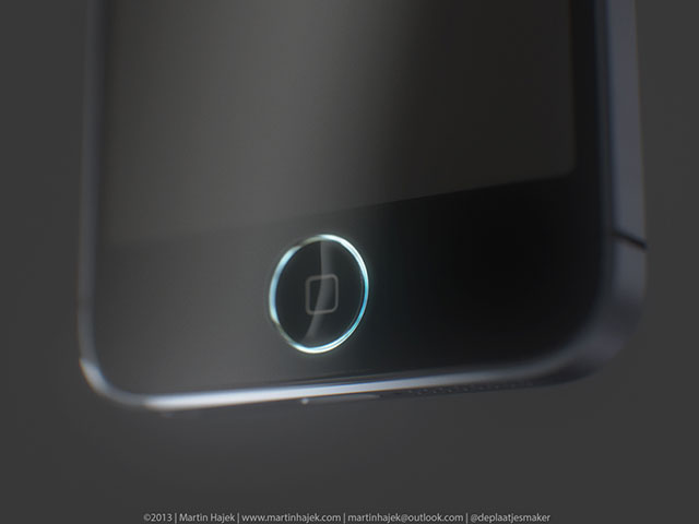 Concept iPhone 5S Martin Hajek : image 5