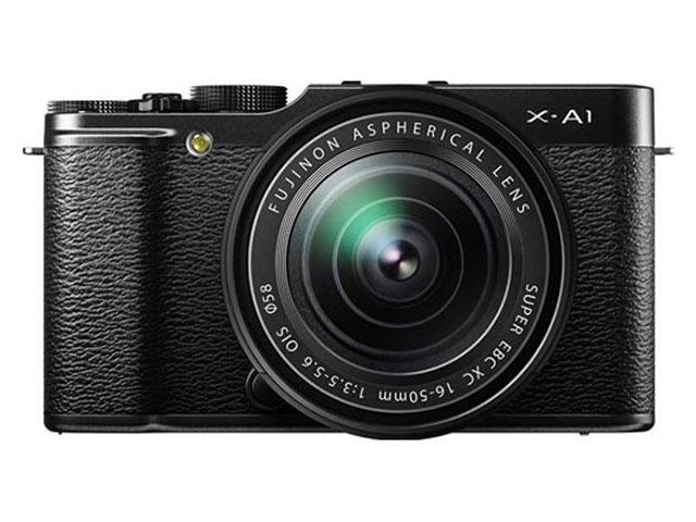 Fujifilm X-A1 : une première image