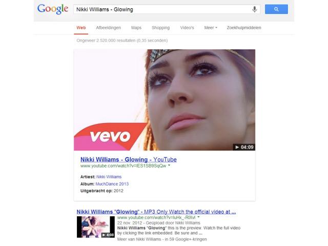 Google Clips Musicaux