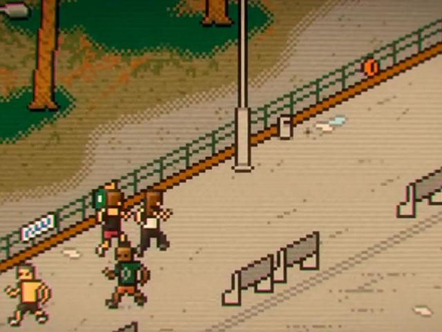 GTA 5 Pixel Art