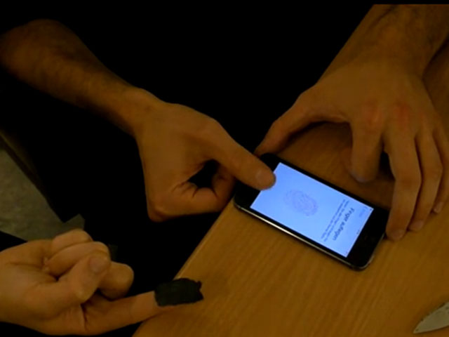 Hack Touch ID iPhone 5S