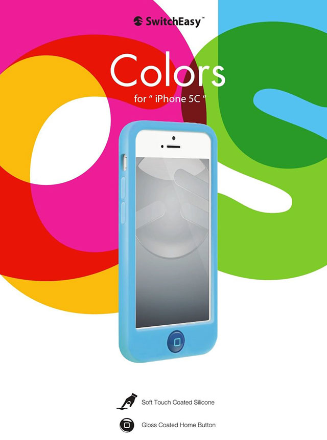 Housses iPhone 5C : une seconde image