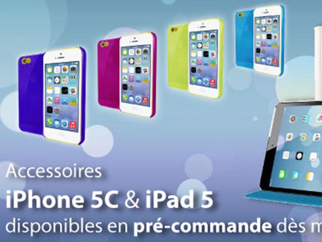 Housses iPhone 5C : une sixième image