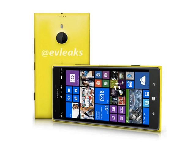 Image Nokia Lumia 1520