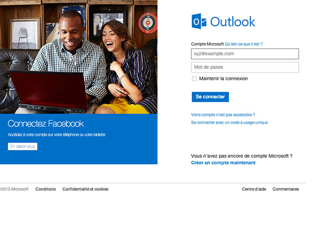IMAP Outlook.com