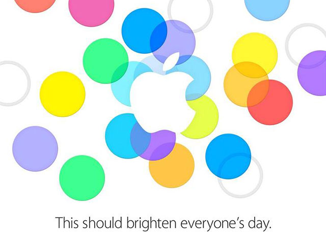 Invitation Keynote Apple 10 septembre