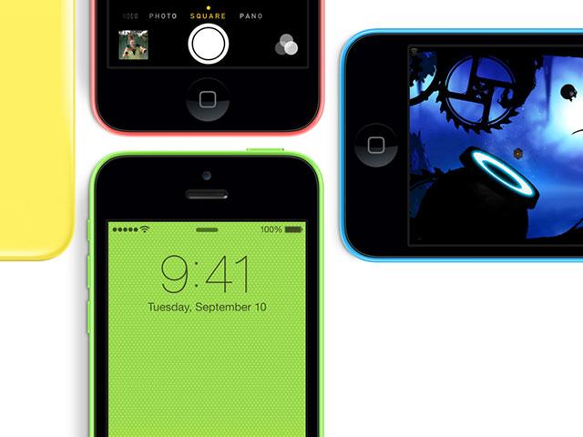 Keynote Apple Iphone 5c Iphone 5s Et Ios 7 A L Honneur
