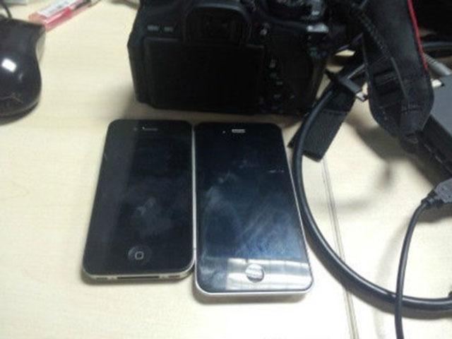 iPhone 6 Phablette : une première image