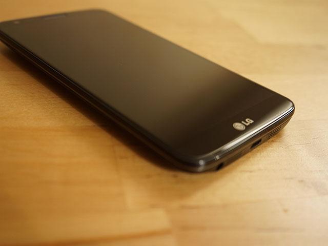 LG G2 : une première photo