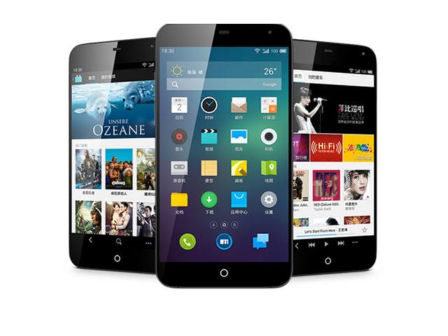 Meizu MX3 : une seconde image