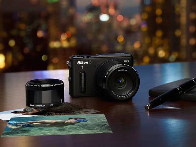 Nikon 1 AW1 : image 1