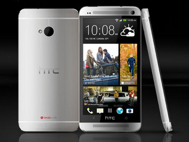 Nouveau HTC One